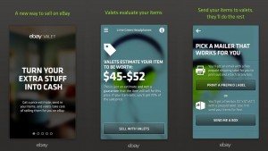 eBay Valet for iPhone helps you sell things for a steep price