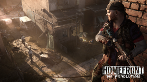 Homefront: The Revolution announced with trailer (video)