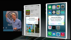 Family Sharing in iOS lets you share movies, music and apps