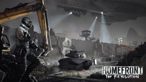 Homefront: The Revolution now in the hands of Deep Silver Dambuster Studios