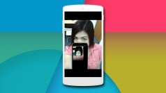 Smart Selfie takes high-res selfies using your rear camera