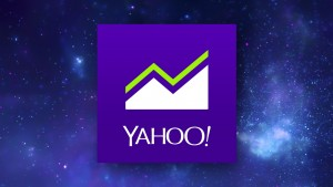 Yahoo! Finance apps redesigned with news and interactive graphs