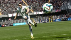 FIFA 15 trailer shows improvements to agility