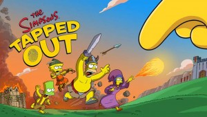 The Simpsons: Tapped Out spoofs Clash of Clans
