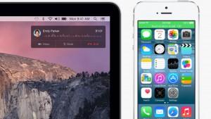 iOS 8 beta 5 preps for OS X Continuity feature