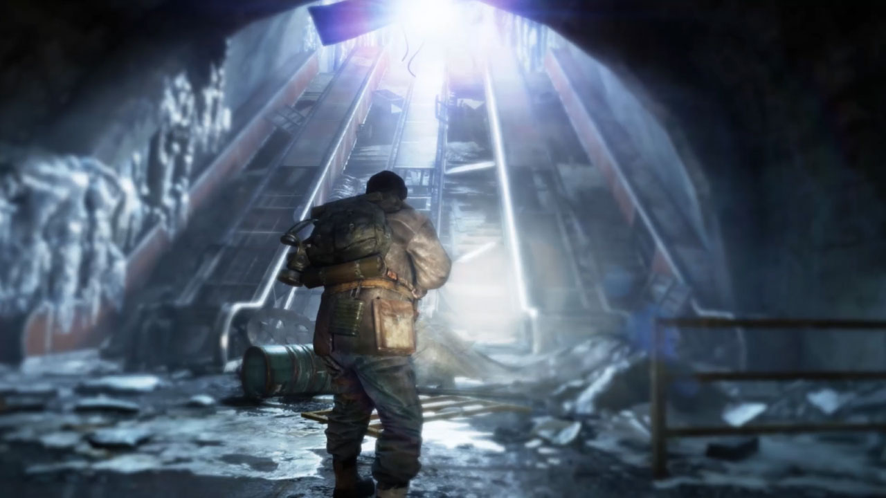 Metro Redux available now
