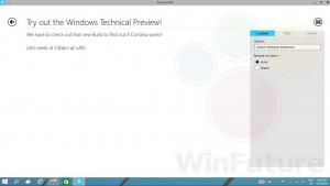 Cortana voice assistant found in preview of Windows 9