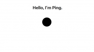 Ping, a free app that wants to send you interesting information