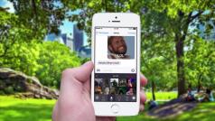 PopKey is a GIF keyboard for iOS 8