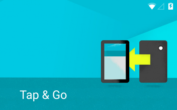 android 5.0 lollipop tap & go