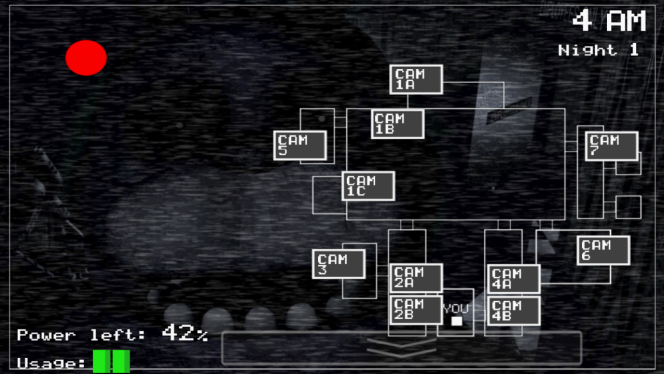 Surviving Five Nights At Freddy's