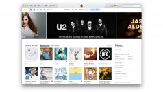 Apple redesigns iTunes Store before OS X Yosemite launch