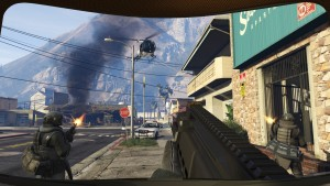 Remastered GTA V will get a first person mode