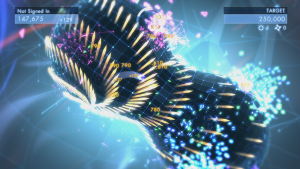 Geometry Wars 3: Dimensions out now for PC on Steam