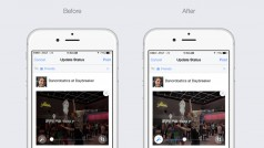 Facebook now auto-enhances your photos because your phone's camera sucks (update)