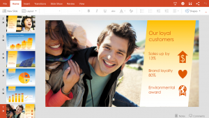 Download a preview of Office for Android
