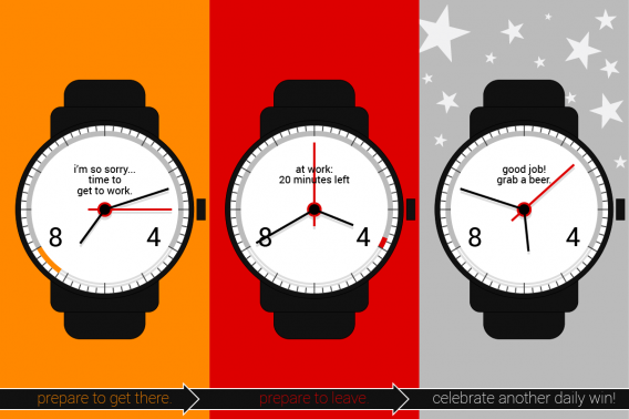 9to5 android wear