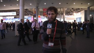 Our first day at Mobile World Congress 2015