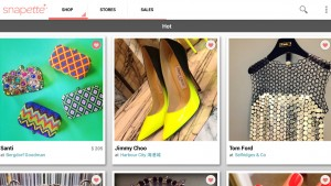 Best apps for clothes shopping