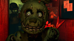 Watch our video review of the terrifying Five Nights at Freddy's 3