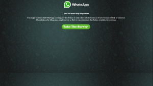 Don't fall for WhatsApp voice call scam sites