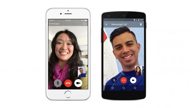 Facebook Messenger gets video calling