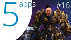 Five Apps to Try This Weekend: featuring Office Lens, Heroes of the Storm, and Lara Croft: Relic Run