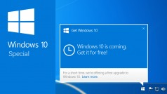 How to get Windows 10 when the upgrade button is missing