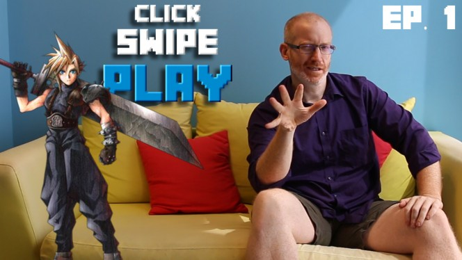 Volume, Final Fantasy VII, and Horizon Chase: let's Click-Swipe-Play
