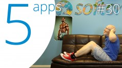 Noom and Six Pack, just two of our Top Five Fitness Apps