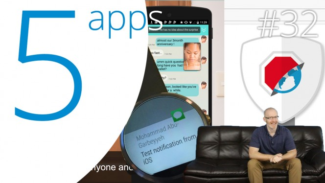 AdBlock Browser, Google Street View, and Android Wear: Five Apps to Try This Week