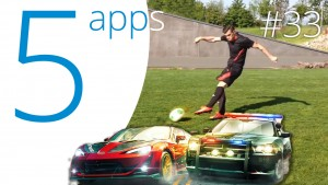 AVG Protection and Need For Speed No Limit, just two of this week's best apps