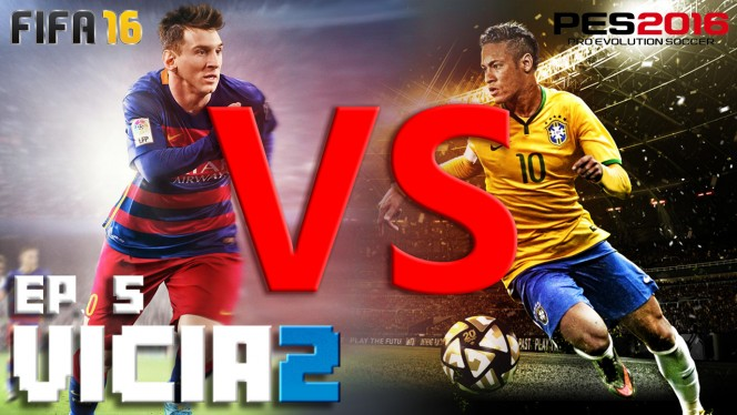 10 reasons why PES 2016 scores a landslide victory over FIFA 16