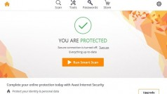 How to save passwords in Avast