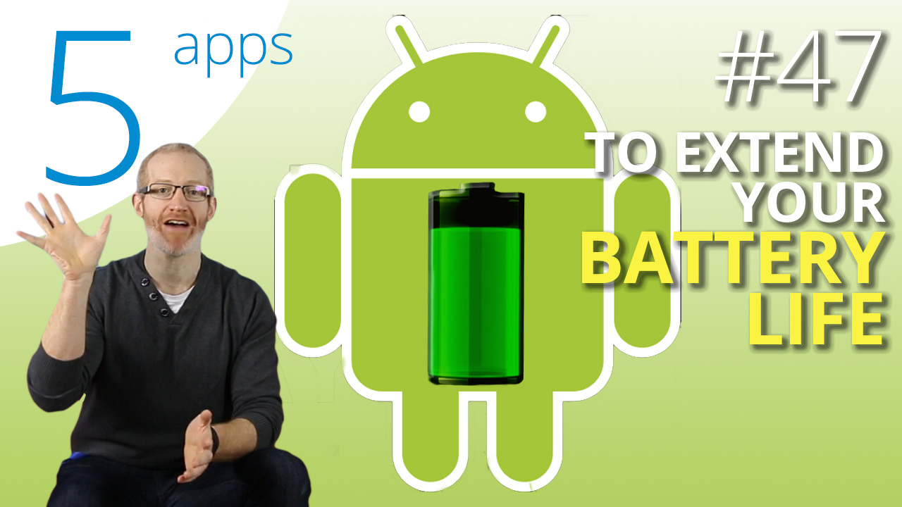 Top 5 battery saving apps for your smartphone