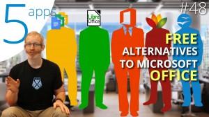 Five fantastic free alternatives to Microsoft Office