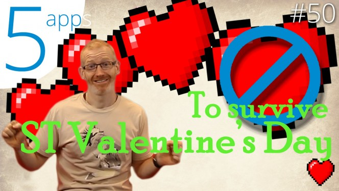 5 Valentine's Day apps for everyone