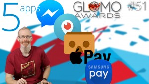 The 5 Global Mobile Award nominees