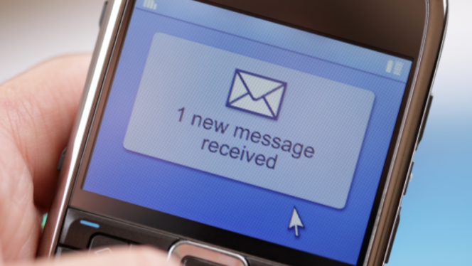 Yours, Forever: Think Twice Before Hitting Send