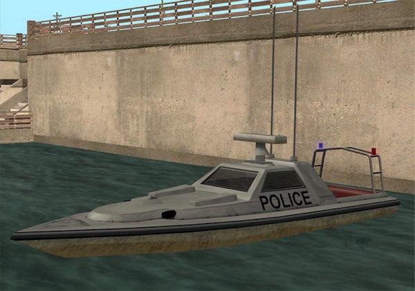 Grand Theft Auto - San Andreas - Predator