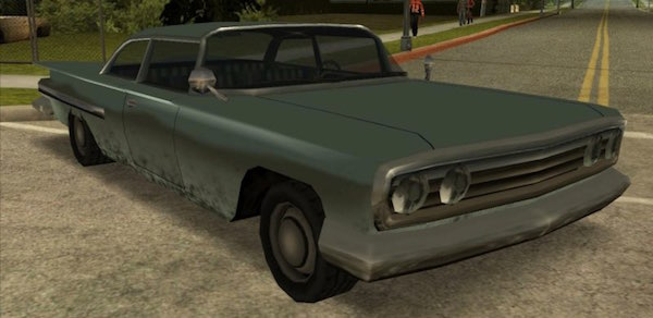 GTA - San Andreas - Voodoo