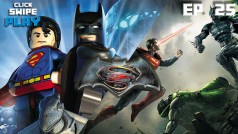 Batman vs. Superman: videogame showdown