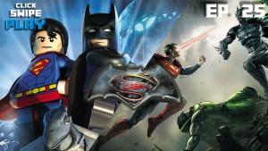 Batman vs. Superman: videogame showdown