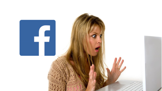 Facebook is exposing everyone - and it could get really embarrassing