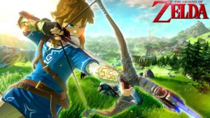 "5 reasons why you should get excited for the new Legend of Zelda ""Breath of the Wild"""