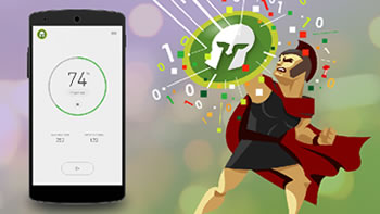 Security Warrior Antivirus protects you against mobile viruses and thieves.