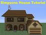 Build The Simpson's House