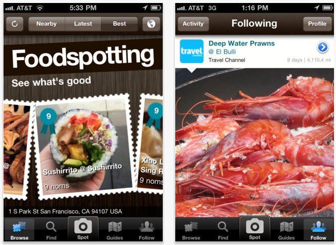 Best foodie apps Foodspotting-mobile-app