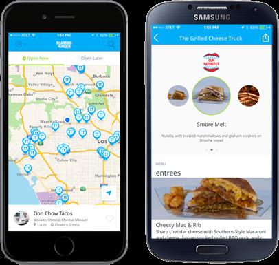 Best foodie apps roaming hunger