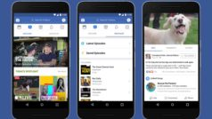 Facebook Watch Party feature is available now